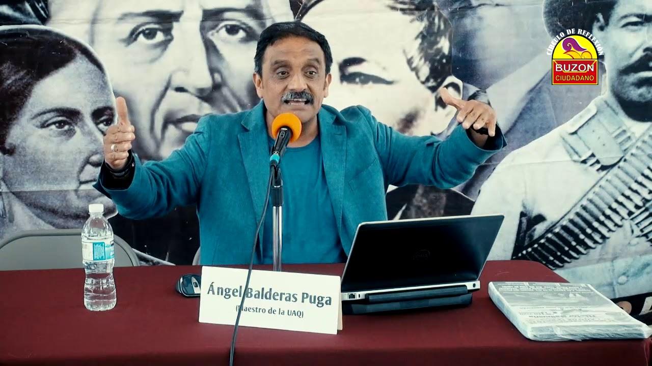 Los hijos del Huachicol y AMLO - Ángel Balderas Puga - YouTube