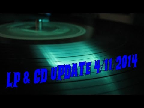 VINYL LP & CD UPDATE 4/11/2014 (Rock N' Roll, Classic Rock) VINYL COMMUNITY