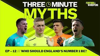 Nick Pope HAS To Be England's No.1   Three Minute Myths