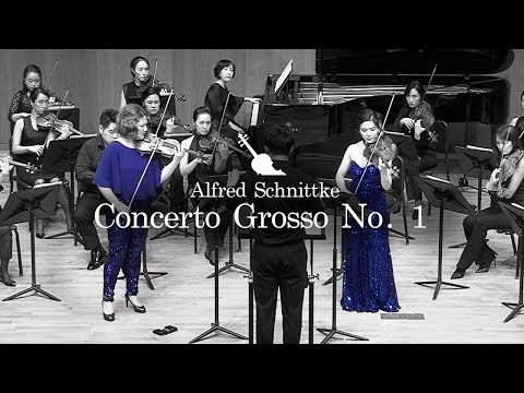 Alfred Schnittke : Concerto Grosso No.1 For Two Violins