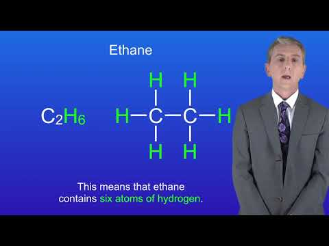 GCSE Science Chemistry (9-1) Crude Oil And Hydrocarbons