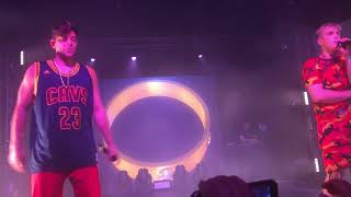 Jake Paul PerformsBig Facts & Cartier Vision at the Fillmore Charlotte,NC
