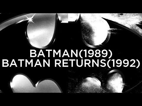 Michael Keaton Month Day 10 - Batman(1989) & Batman Returns(1992)