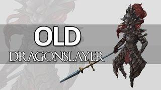 Repeat youtube video Dark Souls Lore - Old Dragonslayer