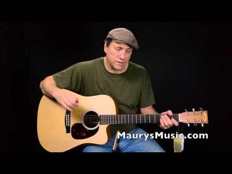 The Martin DCPA5K at MaurysMusic.com