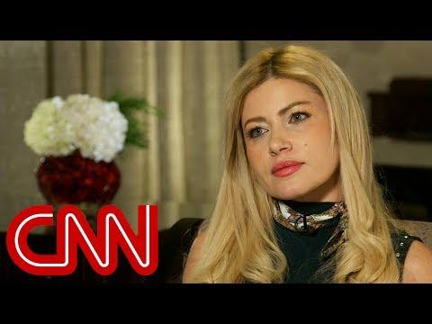 George Papadopoulos' fiancee: He wasn't a coffee boy