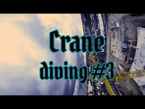 CRANE DIVING #3