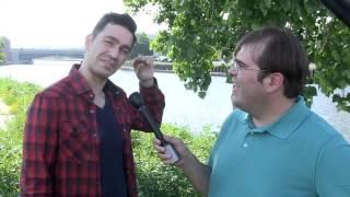 Summerfest Interview: Andy Grammer talks 'Honey I'm Good' and busking