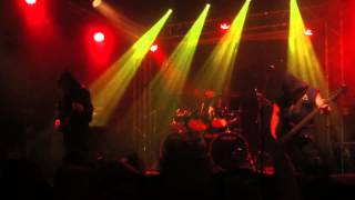 Bestial Raids - Unholy Spirit Diabolos (Live @ Untamed and Unchained Tour 2014)
