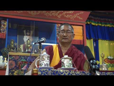 Buddha Nature by Chokyi Nangpa Rinpoche