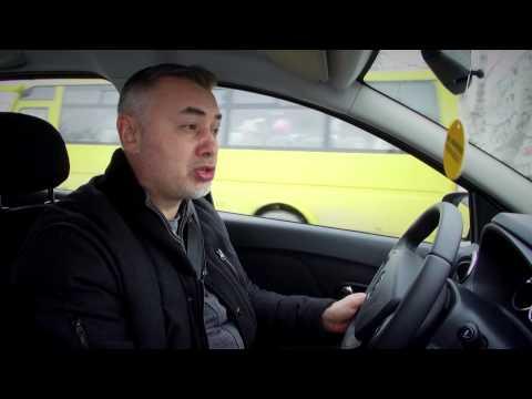 Renault Sandero Stepway 82 л.с. - тест-драйв Александра Михельсона