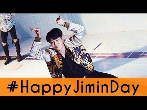 Why We Love: Park Jimin being Park Jimin #HappyJiminDay