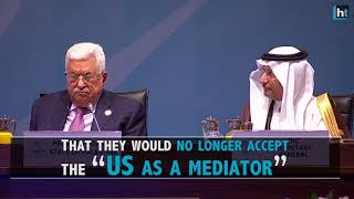 Muslim leaders call for unified stance on Jerusalem issue at Turkey summit