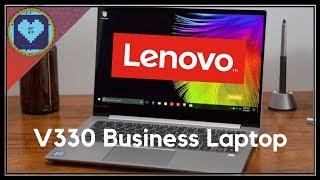 Lenovo V330   The Ultimate Business Laptop