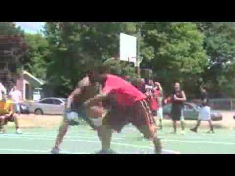 Kỹ thuật bóng rổ siêu phàm