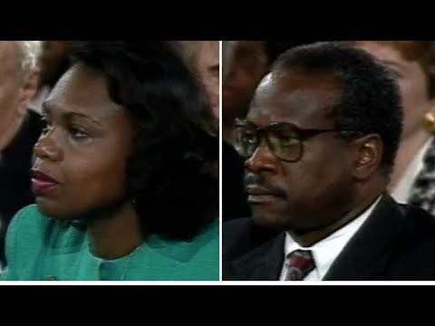 Original coverage of the Anita Hill hearings from 1991