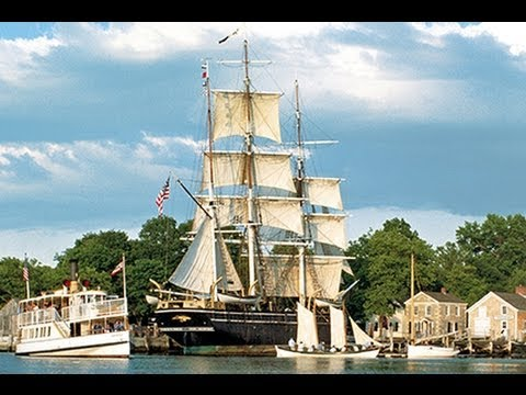 Restored To Greatness, Set To Sail: Whaleship Charles W. Morgan At Mystic Seaport