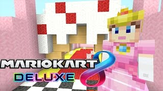 Minecraft Wii U - Mario Kart 8 Deluxe - NEW PLAYERS! [2]