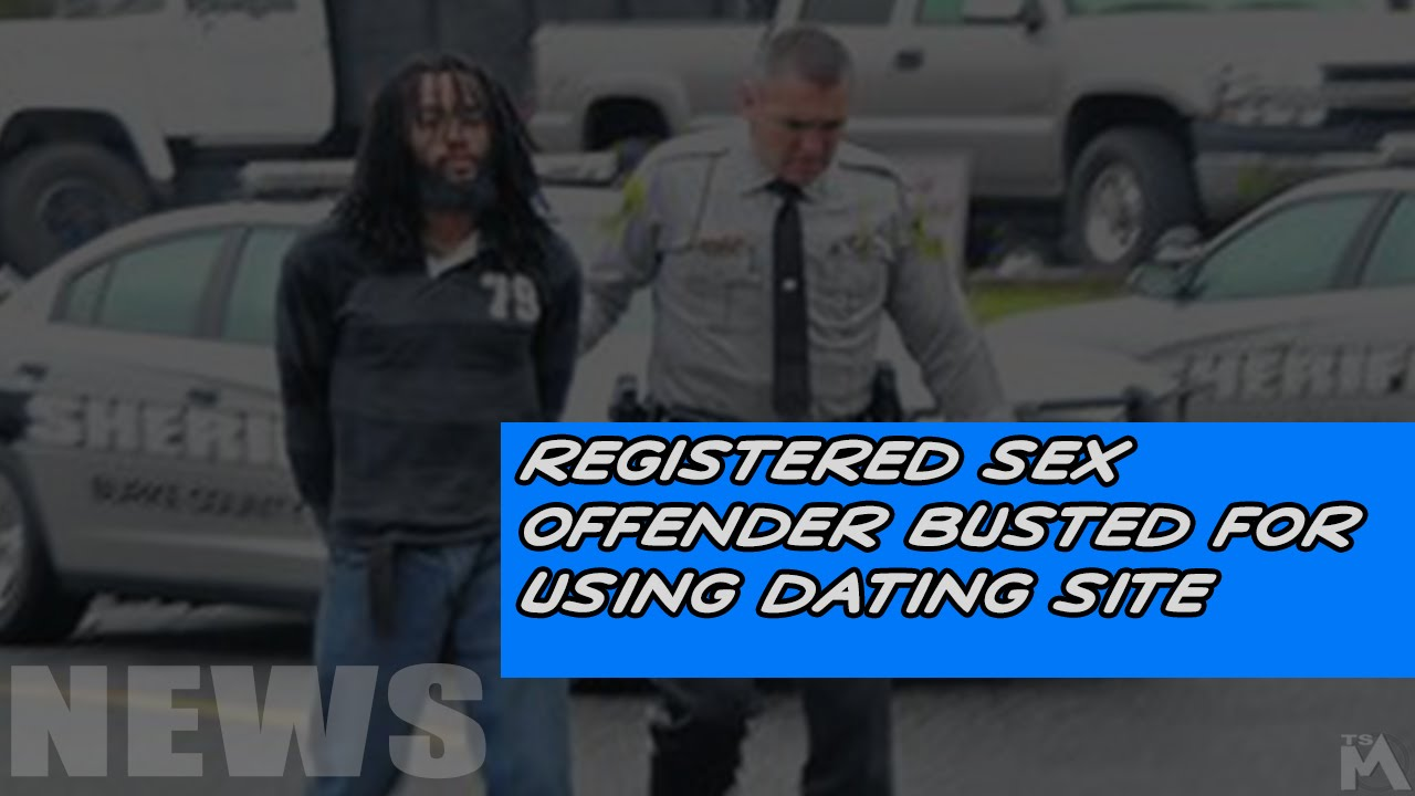 Rules for dating a sex offender
