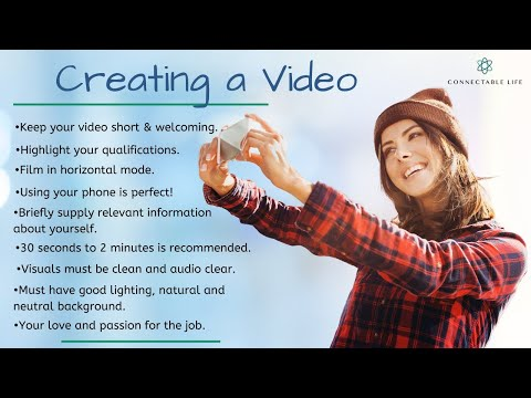 Connectable Life practitioner & specialist video tutorial! thumbnail