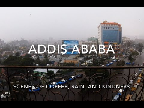 Ethiopia VLOG: Coffee, Rain, and Kindness