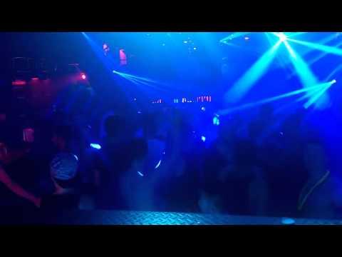Dj Thiago Oliveira at MAD Club Lausanne, Oct 2014