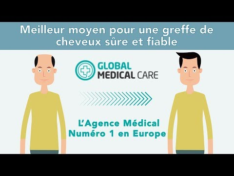 Greffe de Cheveux - Global Medical Care - Sûre et Fiable