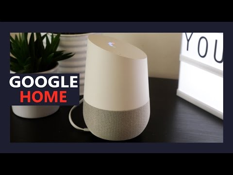 Google Home review: Conversation with the smart speaker