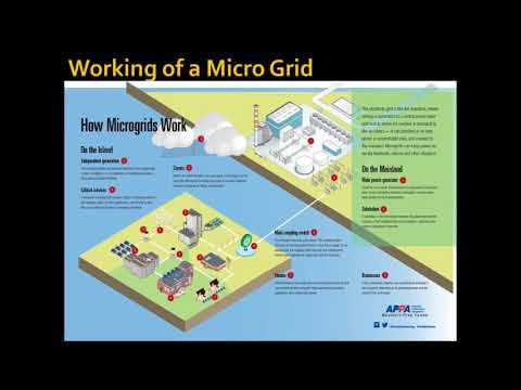 Disruptive Innovation in Mini and Micro Grids- Renewable Energy # IMINewDelhi #Batch2018