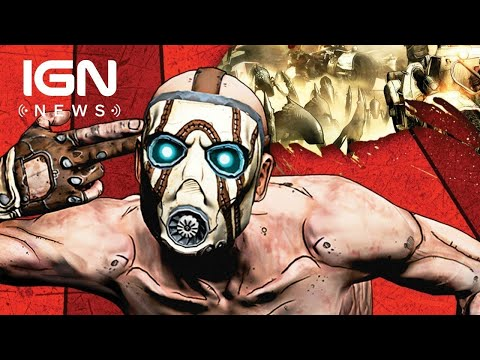 90% of Gearbox Is Working on a Game That's Probably Borderlands 3 - IGN News