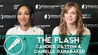 « The Flash » saison 2, Candice Patton et Danielle Panabaker vous en parlent
