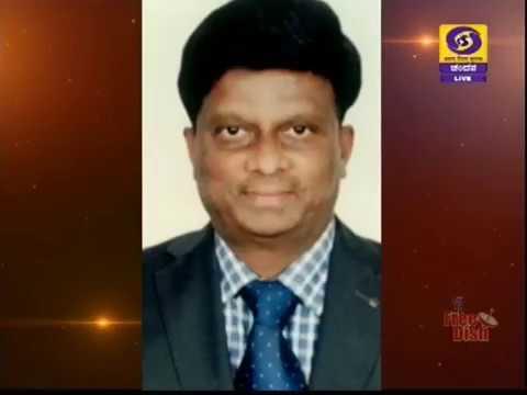 Orthopedist Dr John Ebenezer in Shubhodaya Karnataka | DD Chandana