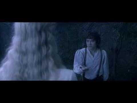 Galadriel & Frodo
