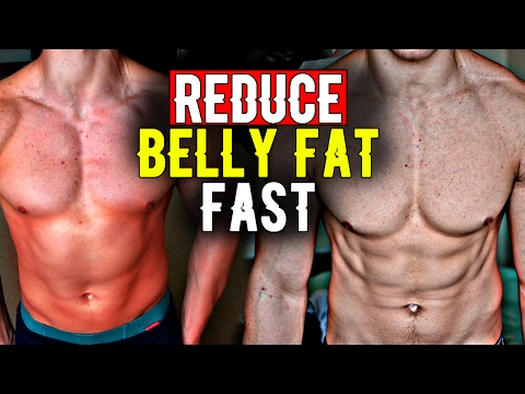 How To Reduce Belly Fat For Men At Home (WITHOUT EXERCISE)