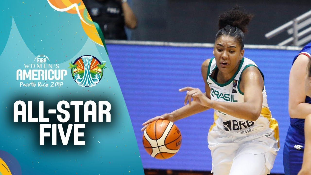 Damiris Dantas - Brazil - All-Star Five
