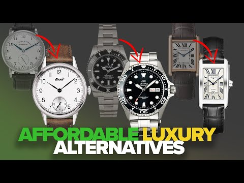 Affordable Alternatives To Luxury Watches 2 (Rolex, Patek, Lange & More)