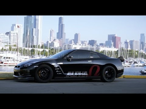 OMEGA The History Future of the Flagship Alpha GT R