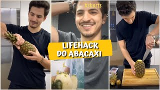 LIFEHACK DO ABACAXI! OLOKOOO