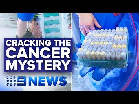 The High-tech Treasure Trove Helping Crack The Cancer Mystery | Nine News Australia