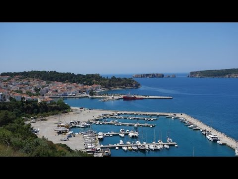 RIDE INTO PYLOS, GREECE