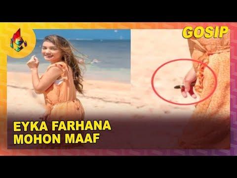 Eyka Farhana Mohon