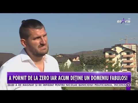 Milionarul român care deţine o vilă ca la Hollywood. A pornit de la zero, iar acum are un domeniu
