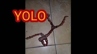 Stickman mini clip yolo