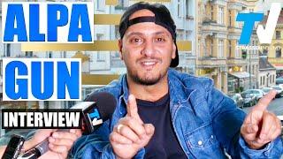 ALPA GUN Exklusiv INTERVIEW | Samra, Mert, 187Diss, Ausländer, Anonym, Mero, Sido | TV Strassensound
