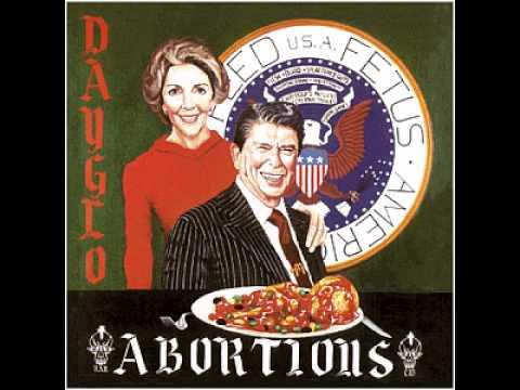 Dayglo Abortions - Argh Fuck Kill + Die Sinner, Die