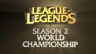 League of Legends - Season 2 Championship Epic/Break/Theme Music [Danny McCarthy - Silver Scrapes]