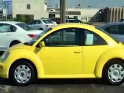 2001 Volkswagen New Beetle 2dr Cpe GLS Manual Coupe - Fort Wayne, IN