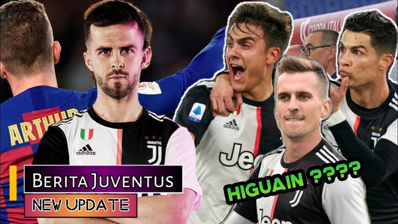 Ronaldo: Pjanic pergi Berat !🥺Line Up Juve bisa berubah drastis🤔Jatah Libur Hilang💪BERITA JUVENTUS🔴