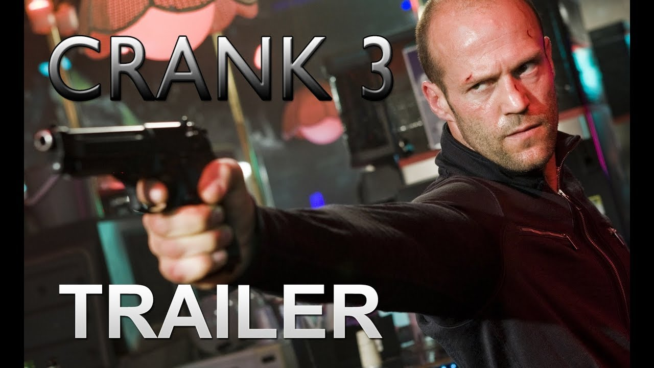 Crank 3 Trailer movie ( 2019) - Jason Statham Action Movie | EXCLUSIVE ---( FAN MADE)