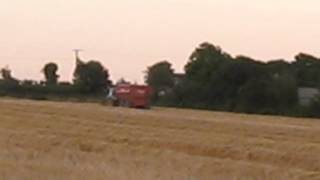 BP Agri harvesting corn in Co.Kilkenny!